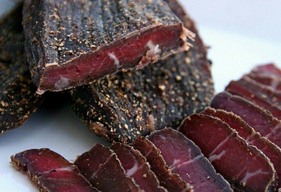 1111 1 - Домашнее вяленое мясо - отличная замена вредной колбасе