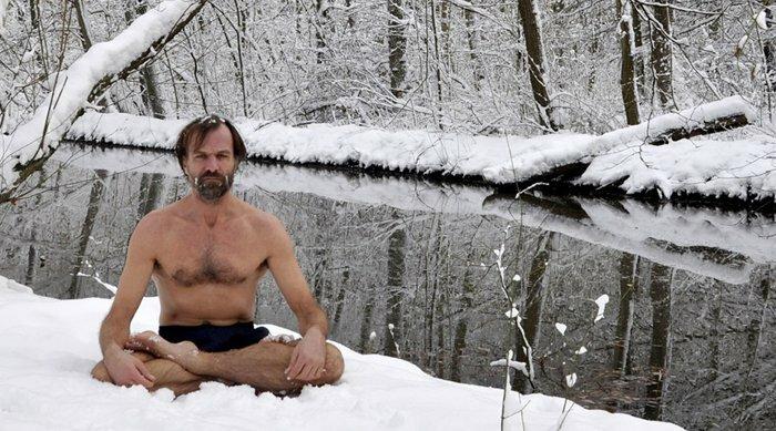 1486556143 ledyanoy chelovek vim hof 9 - Как согреться дыханием на холоде? Секреты йогов и мистиков Тибета