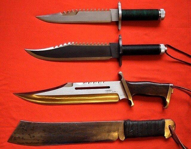 8 - Как выбрать самый подходящий нож для выживания