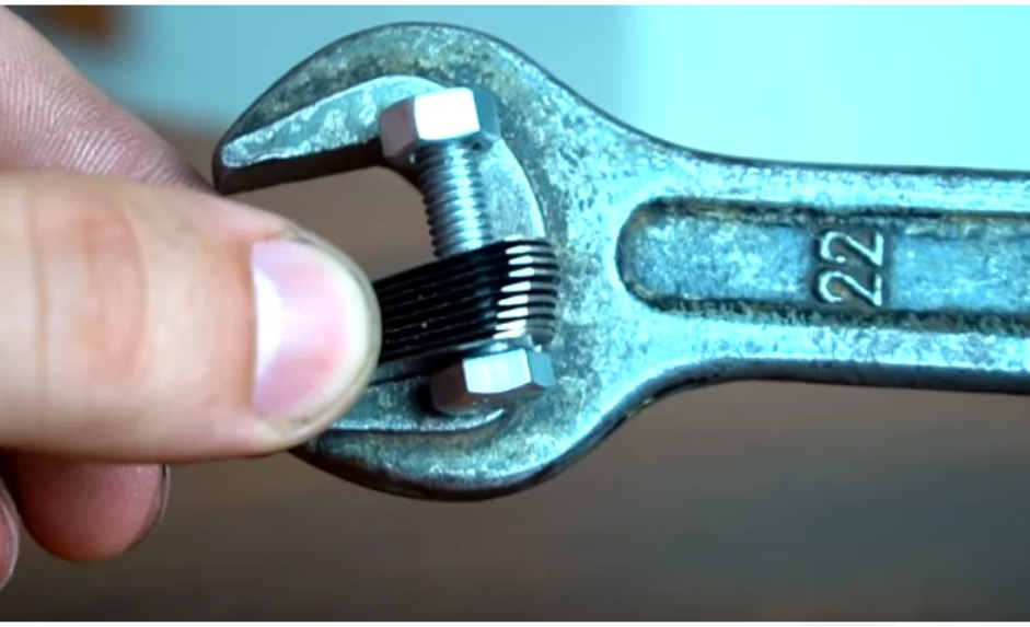 Screenshot - Доработка рожкового ключа